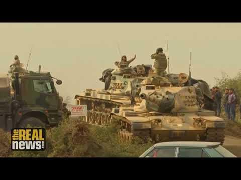 Western Media Distorts Escalating Syrian War
