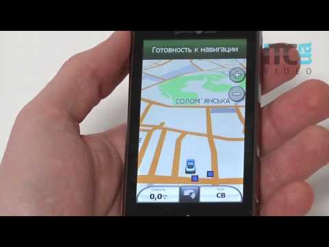 Обзор Garmin ASUS Nuvifone M10