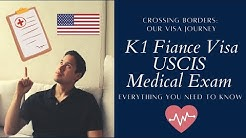 K1 Fiance Visa Medical Exam 2018 Tips How to pass
