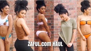 Spring/Summer Clothing Swimsuit Haul Zaful | jasmeannnn