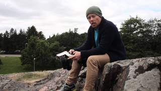 Laskettelu ja polvituki - Jan-Erik Blomberg
