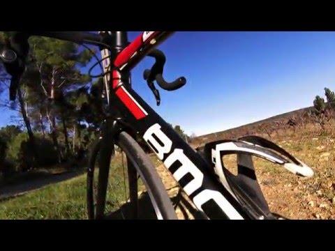 Test du vélo BMC ALR01