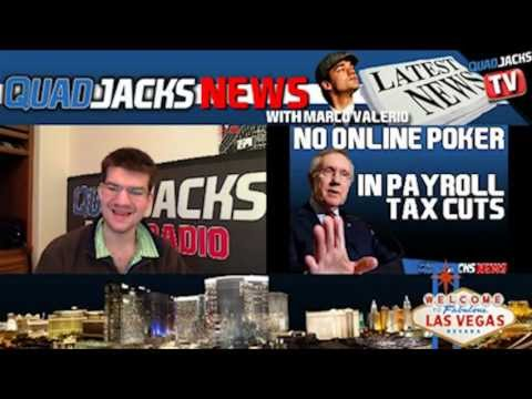 QuadJacks News | Daily Gambling News Thursday February 16 2012