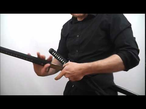 Using Two Japanese Swords (A question)