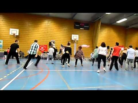Shake It Line Dance by Nicola Lafferty , Fred Whitehouse French Masters 2015