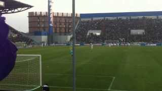 Sassuolo - Fiorentina 0-1