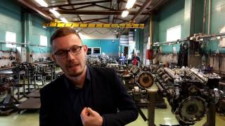 Ремонт двигателей КАМАЗ 1