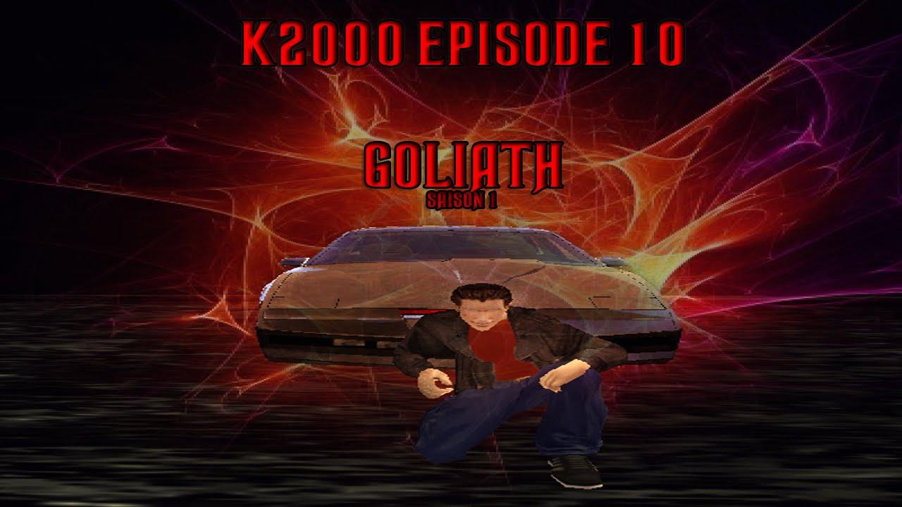 Download k2000 épisode 10 - goliath (saison 1) - ( Machinima )