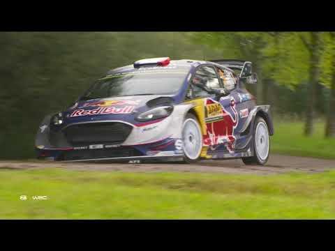 WRC - 2017 Rally Germany - Day 1