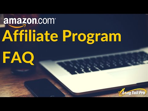 How Does The Amazon Affiliate Program Work