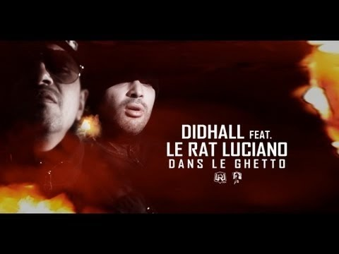 "Le Rat  Luciano ft DID HALL  ""DANS LE GHETTO"" DIRECTED BY IICEMANN"