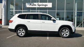 2018 Volkswagen Atlas Palm Springs, Palm Desert, Cathedral City, Coachella Valley, Indio, CA 545042