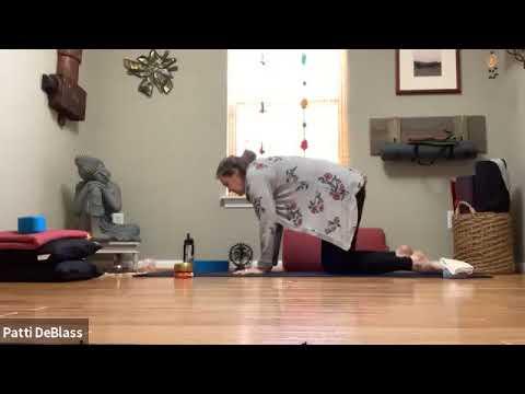 Yin Yang Yoga with Patti - 60 Minutes