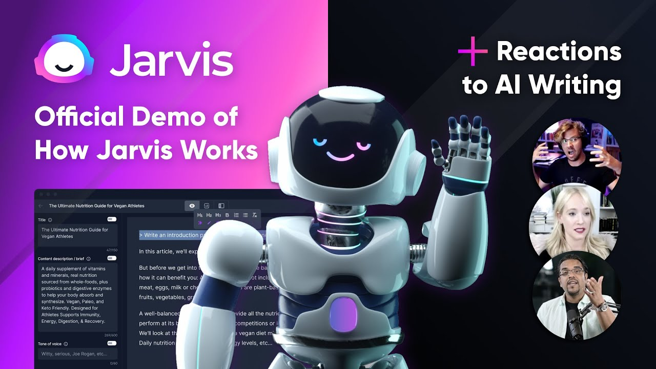 How does Jarvis works