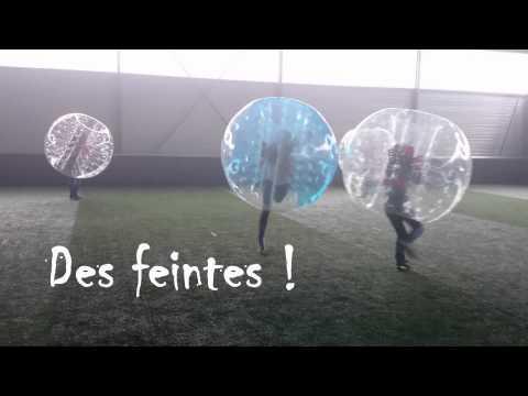 Bubble Bump au Footsal Mâcon