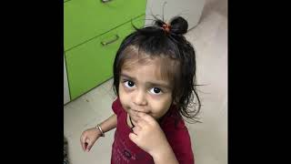 बाहुबली आटा खाता है|| आटा दो|| Funny Kids Video😂😂|| Funny Babies || Avishi World