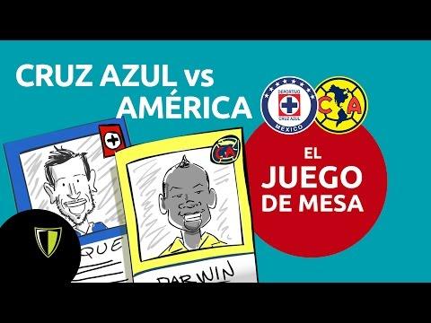 Cruz Azul vs América - El Juego de Mesa - Anticomercial Fanbolero