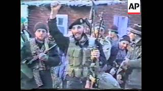 CHECHNYA:  BATTLE FOR GROZNY & URUS-MARTAN