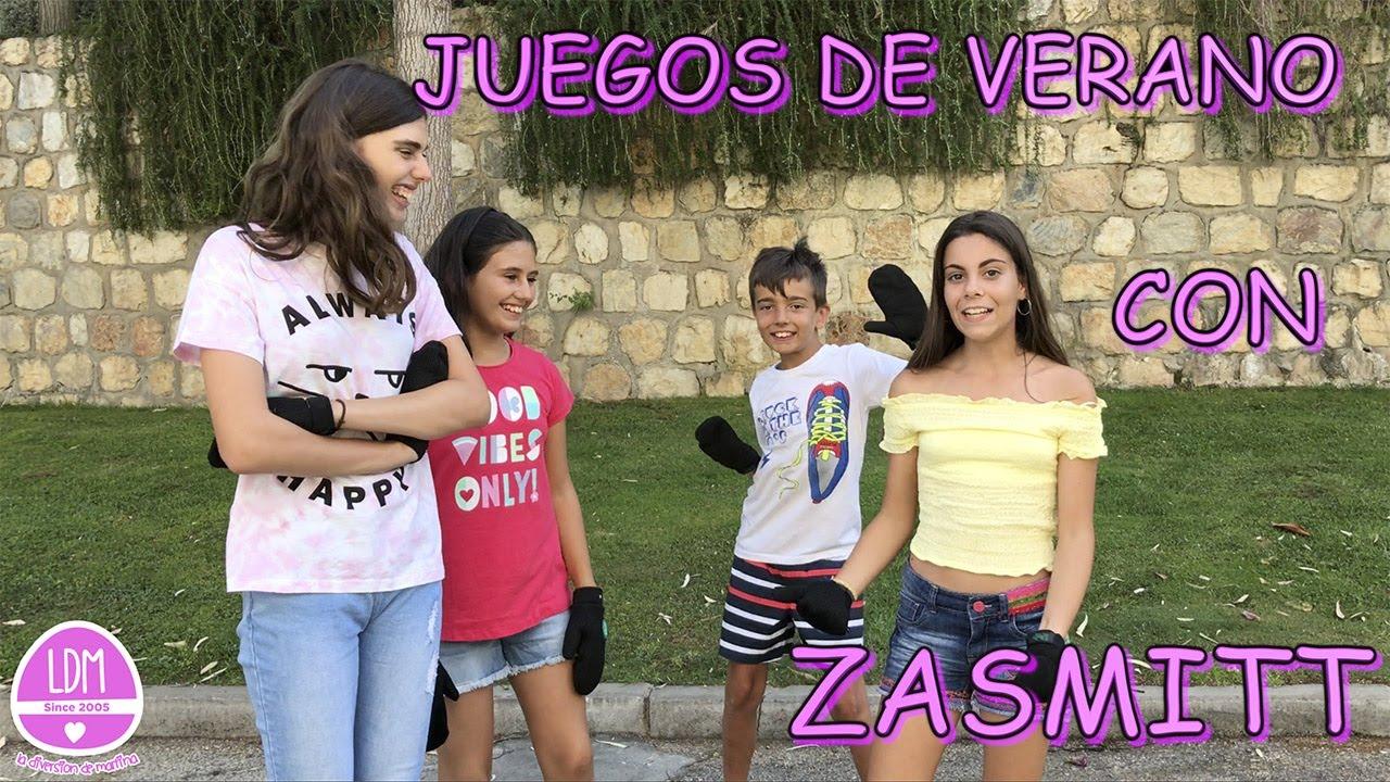 Juegos De Diversion Martina Zasmittla Verano Con DeEYb9H2IW