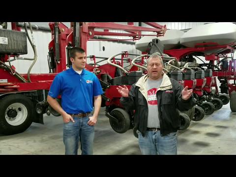 First Time Ag Diesel Solutions Module User Review - CaseIH 8230 Combine and Steiger 385