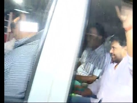Exclusive visuals of Dileep arrested in Kerala actress abduction case