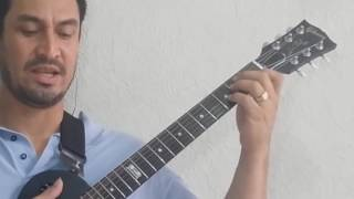 Frank Sinatra Flyme To The Moon Cómo Tocar en Guitarra