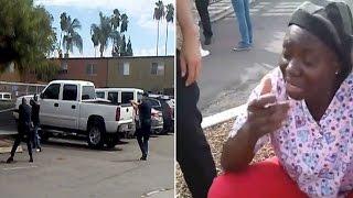 Police Kill Unarmed Mentally Challenged Black Man