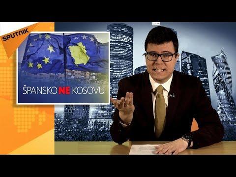 Malagurski: Španija blokira Kosovo!