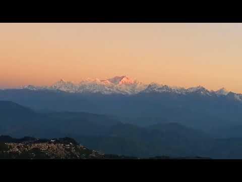 Sun raising in Nepal/Alien Aiyan