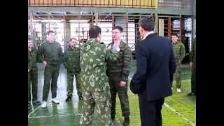 Спецназ ГРУ КГБ Рукопашный бой. Русский стиль(Полностью семинар можно скачать на http://skachai-ka.com/, 2013-05-12T21:57:27.000Z)