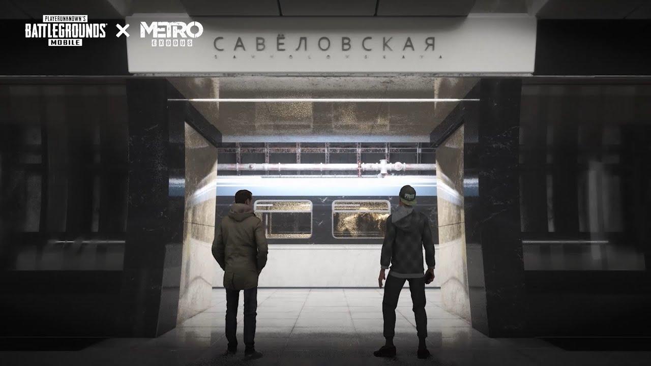 PUBG MOBILE - Metro Royale Gerçekçiliği!