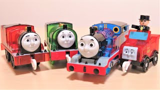 Thomas & Friends 75th Anniversary Glittering Sodor Island Popular Set Plarail RiChannel