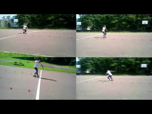 We just love that - Freestyle Skating