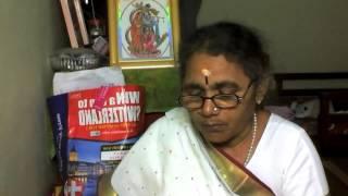 Soubhagya laxmi raavama+Devi Namam mathuram