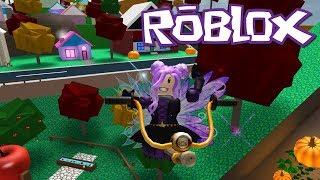 Roblox: HALLOWEEN! Fairies & Mermaids Winx High School ~ Maze