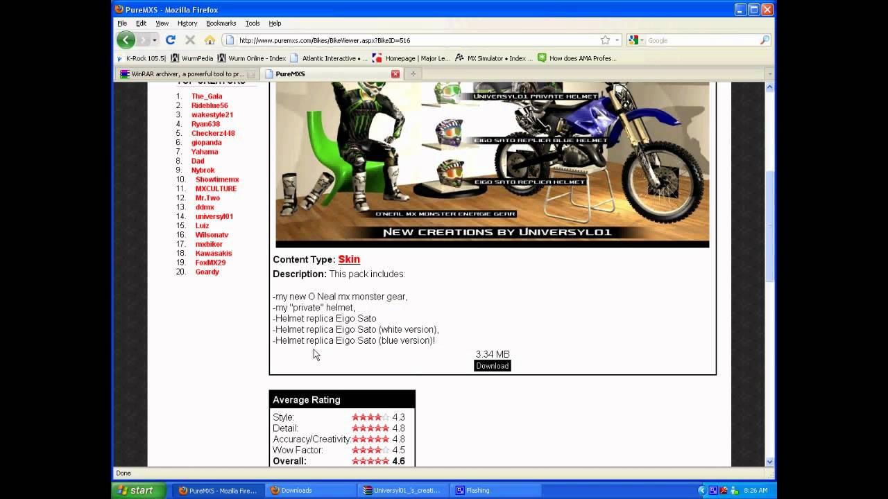 mx simulator registration key code