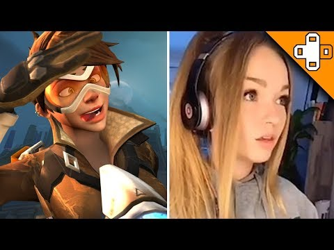 I Wanna Be Tracer TikTok Meme! Overwatch Funny & Epic Moments 690