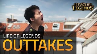 Life of Legends - Deleted Scenes (Part 2)