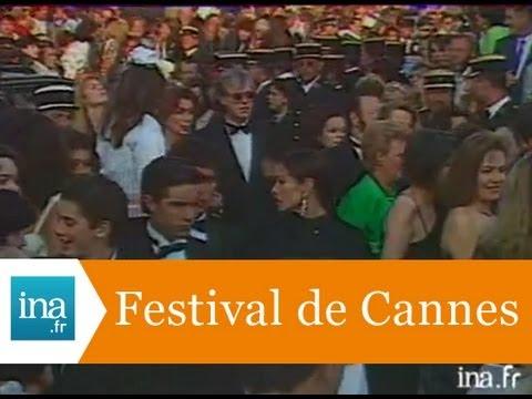 Ouverture du festival de Cannes - Archive vidéo INA