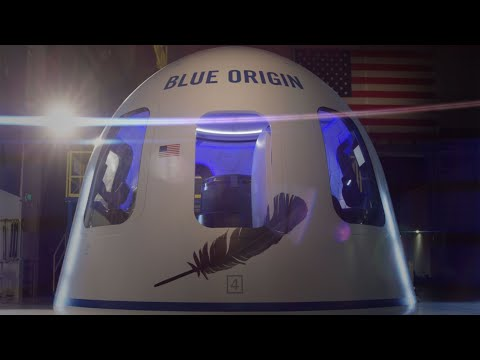 Replay - New Shepard First Seat Auction