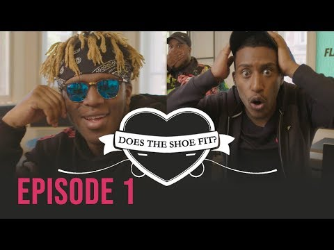 KSI CHUNKZ AND YUNG FILLY GO DATING | Does The Shoe Fit? | Episode 1