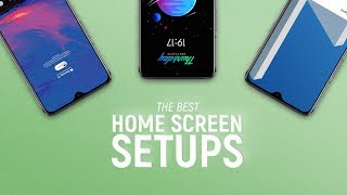 The Best Home Screen Setups #2