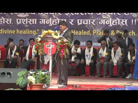 Healing Programme part1