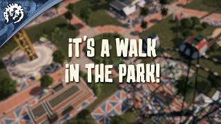 Cities: Skylines - Parklife 360 [Walk in the park] thumbnail
