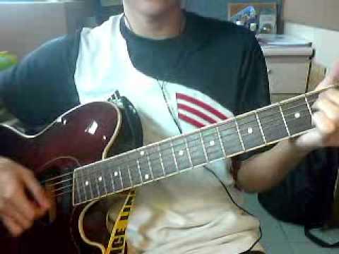 Adera - Lebih Indah (cover with chords)