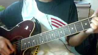 Adera - Lebih Indah (cover with chords)
