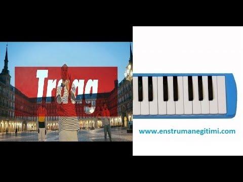 Melodika Eğitimi - Bizzey - Traag ft. Jozo & Kraantje Pappie Melodika