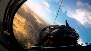 EMBRAER SUPER TUCANO A 29 IN ACTION