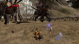 """Lego Lord of the Rings. Free Play, Episode 16: """"The Battle of Pelennor Fields."""""""