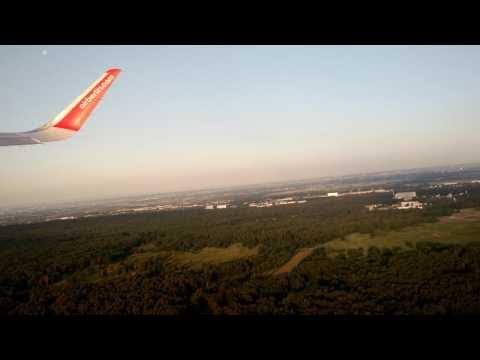 Flug Air Berlin AB6490 von Köln Bonn nach Berlin Tegel im Airbus A320